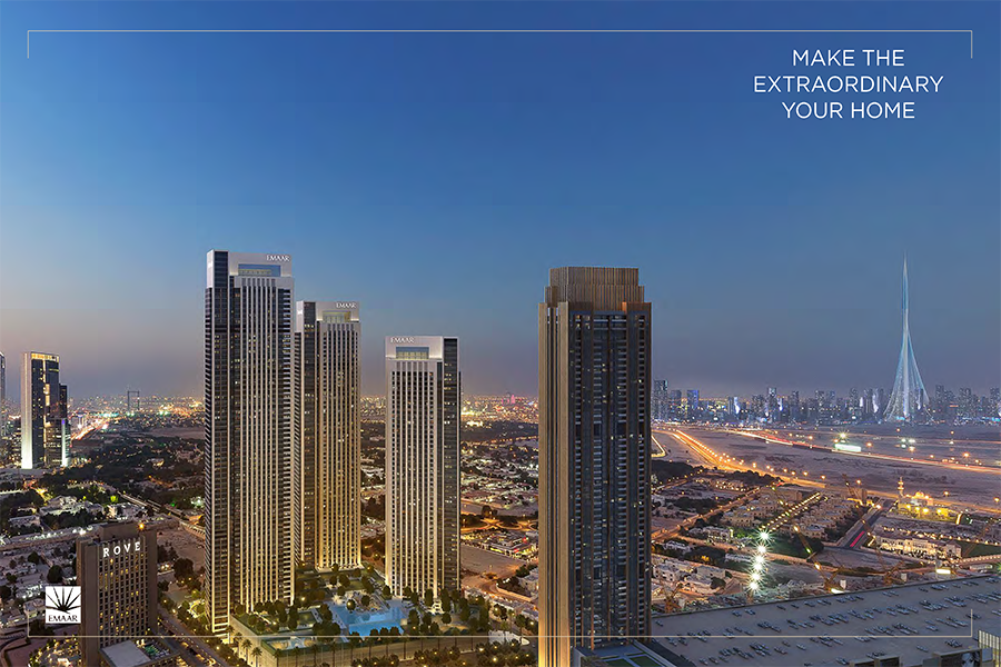 Downtown Views 2 In Downtown Dubai By Emaar Properties Easy Access To Major Roads Interchange 1 On Sheikh Zayed Emaar Properties Views San Francisco Skyline