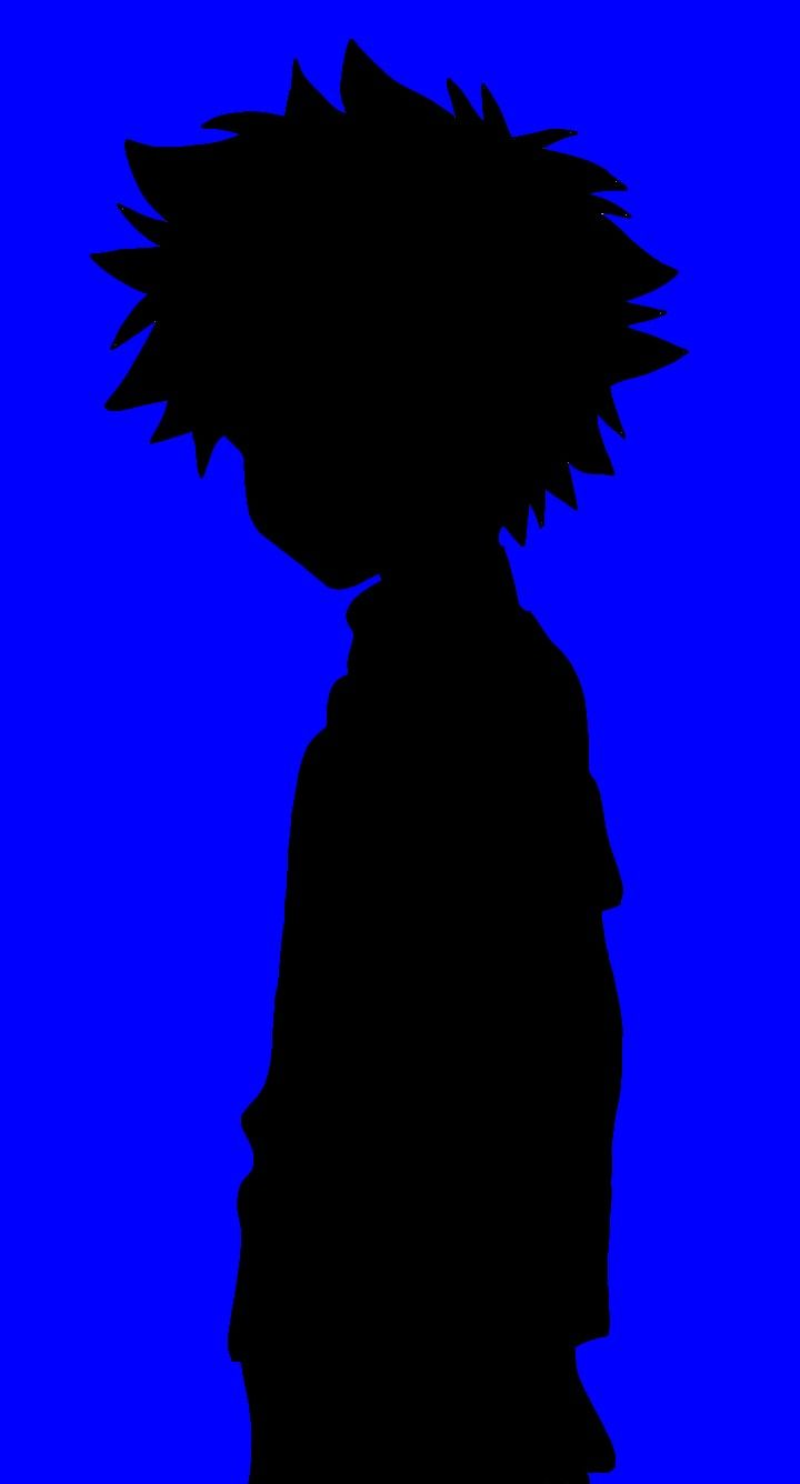 killua wallpaper in 2020 killua blue anime hisoka
