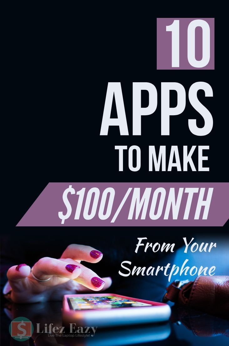 Top 10 Legit Money Making Apps (At Least 100/month Earn