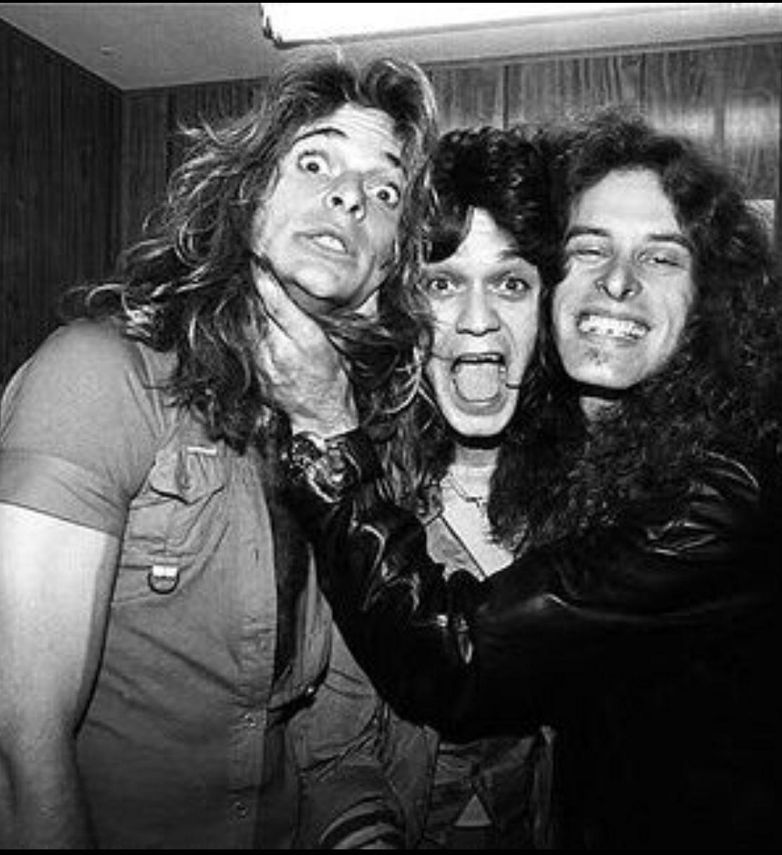 Pin By Chuck Biscuits On Rockers In 2020 Van Halen Eddie Van Halen Music Legends