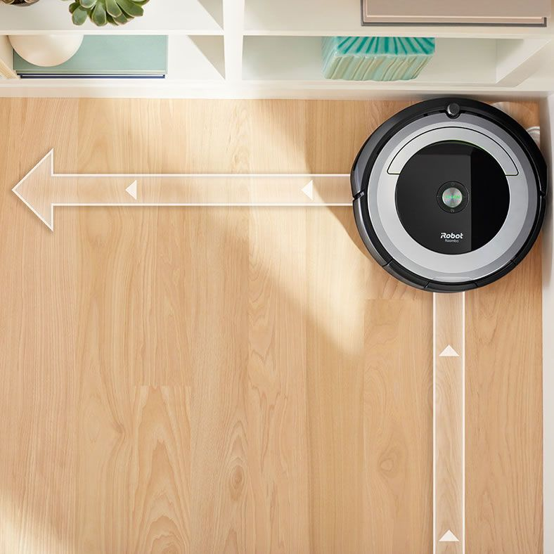 Irobot Roomba 690 Robot Vacuum Uses Wifi To Control Cleaning Remotely From Your Phone Vacuums Works With Alexa