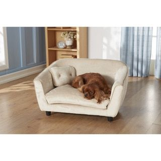 Shop For Enchanted Home Pet Astro Furniture Pet Sofa. Get Free Delivery At  Overstock.