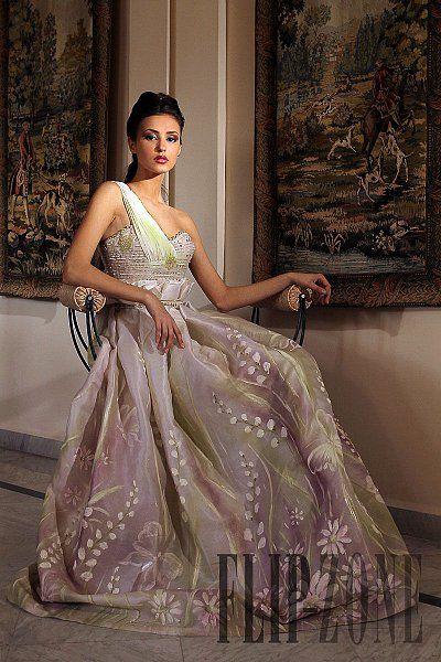 Pierre Katra Spring-summer 2011 - Couture