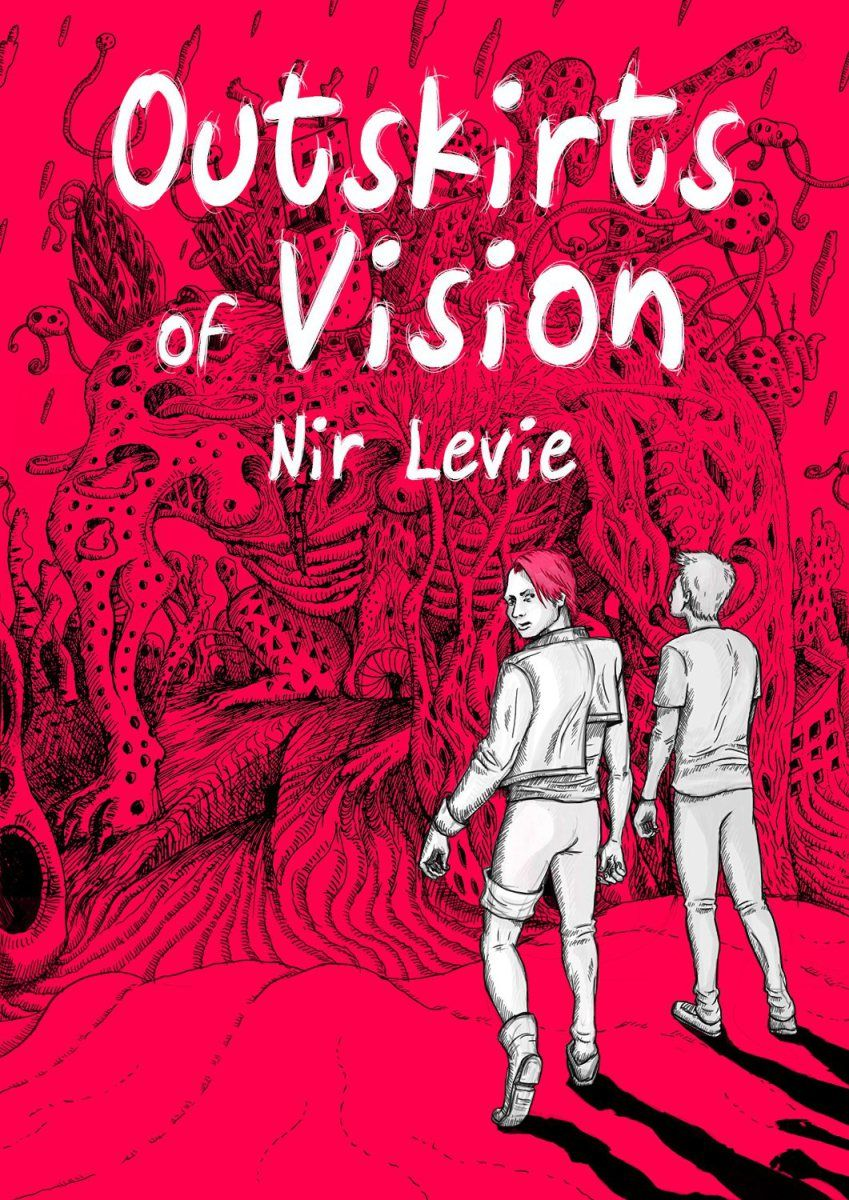 Outskirts of a Vision: A Graphic Novel by Nir Levie is a story unlike any I have ever read. Not only is it a graphic novel, but the storyline, art work and creativity involved definitely makes a pe...