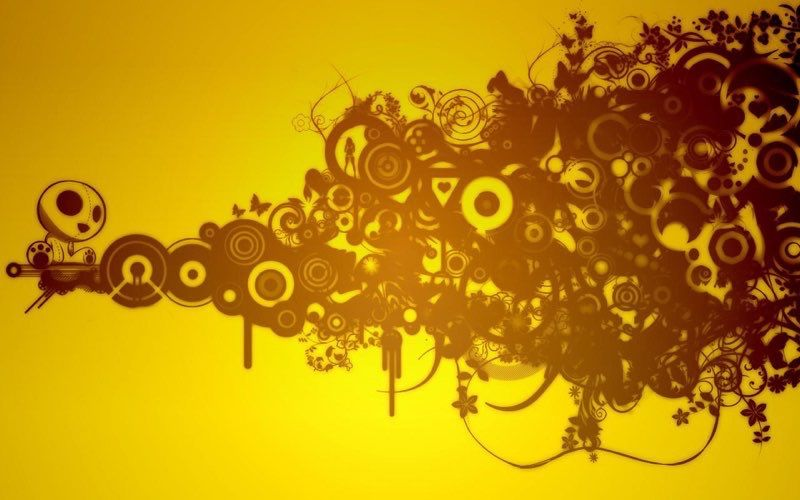 30 Hd Yellow Wallpapers Desktop Wallpapers Colorful Wallpaper