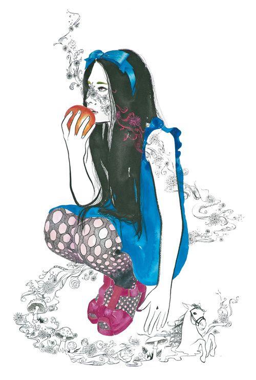 """""""Fairy Tale"""" by Mayuko Sase"""