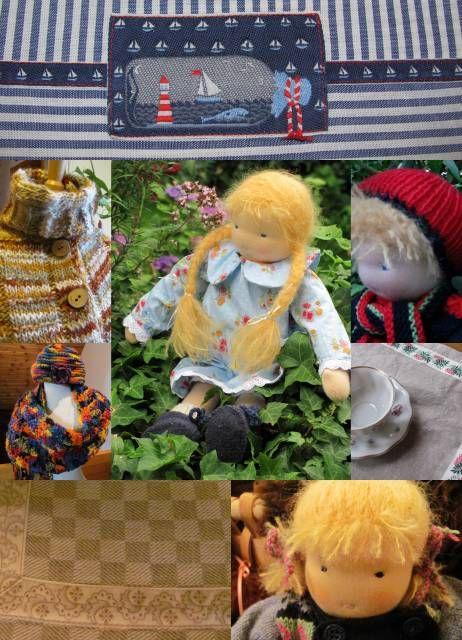 Der Entwurf - Unikate aus Wolle, Stoff und Papier