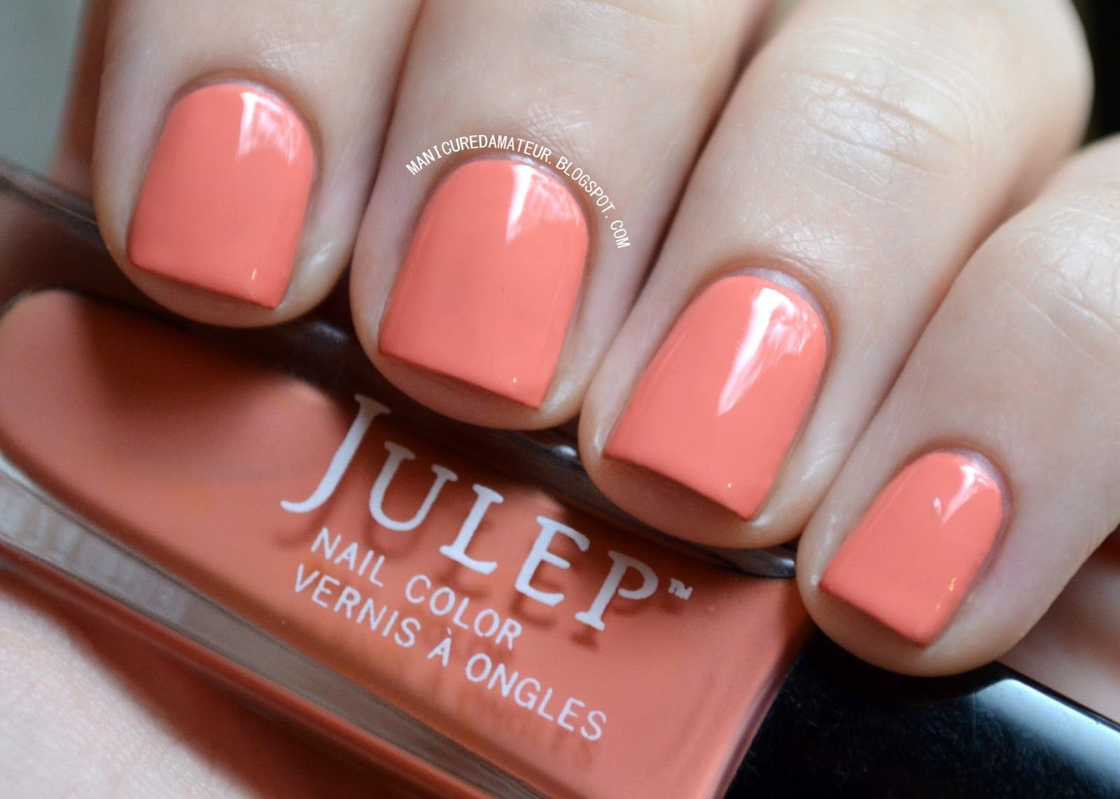 julep teri, used for 1 mani, $5 stamp shipping included