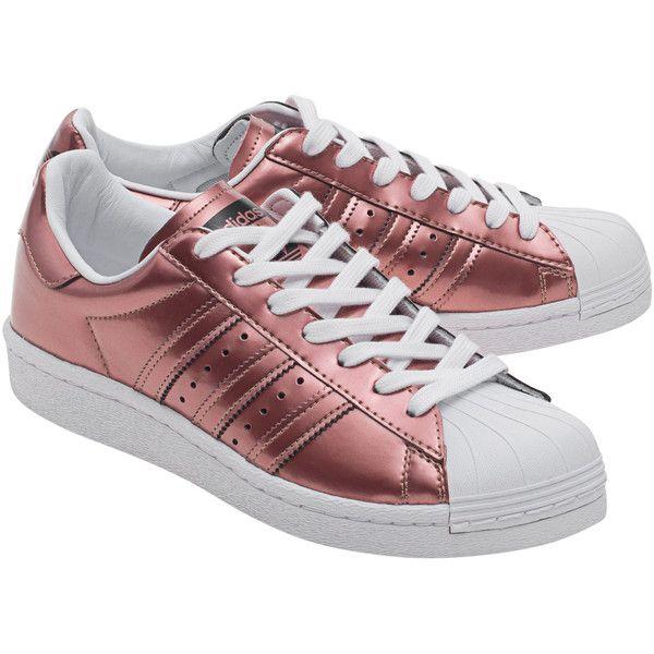 Adidas Originals Superstar Boost cobre metalico / / zapatillas de deporte con