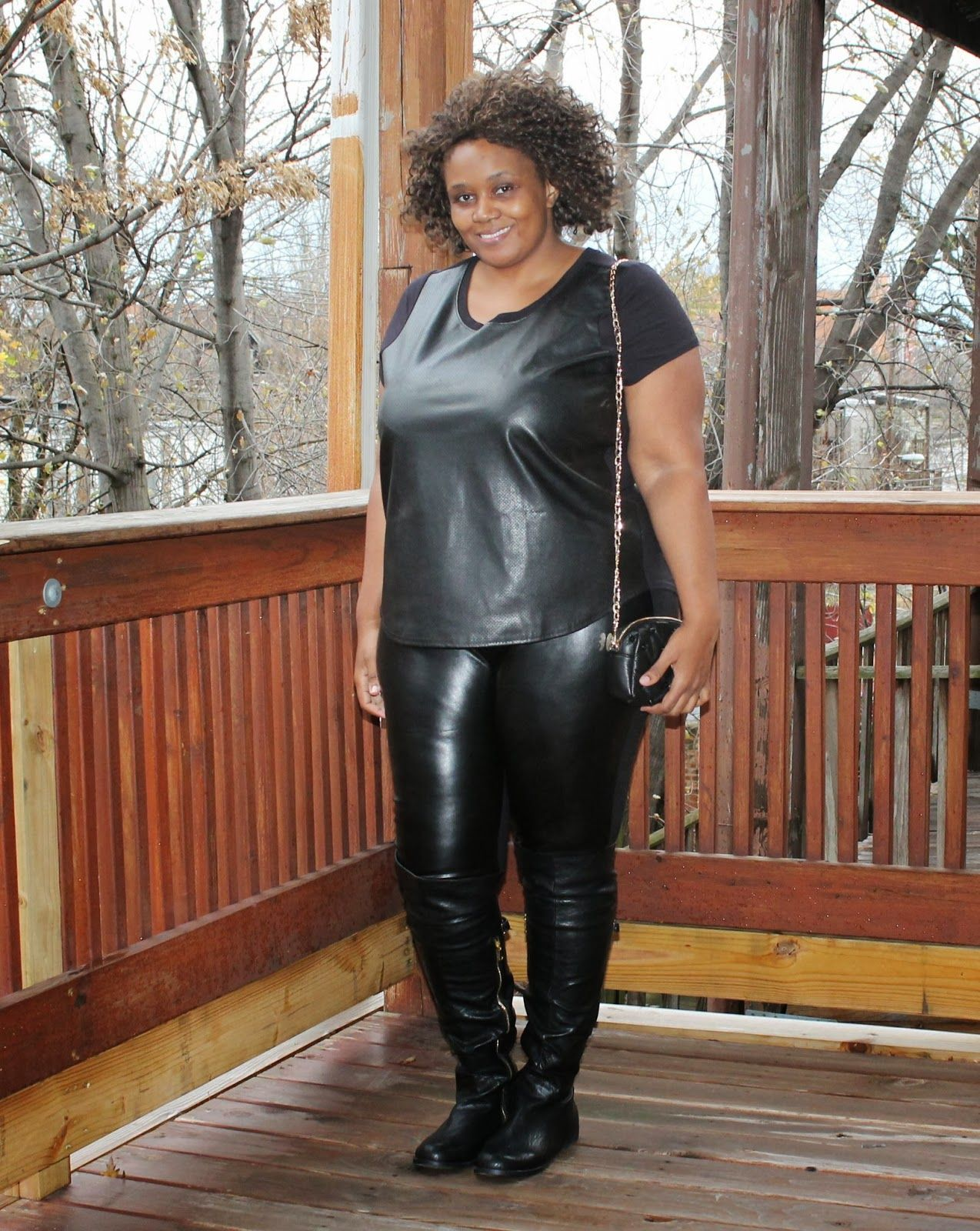 plus size leather pants - Google Search | Plus Size Leather Pants ...