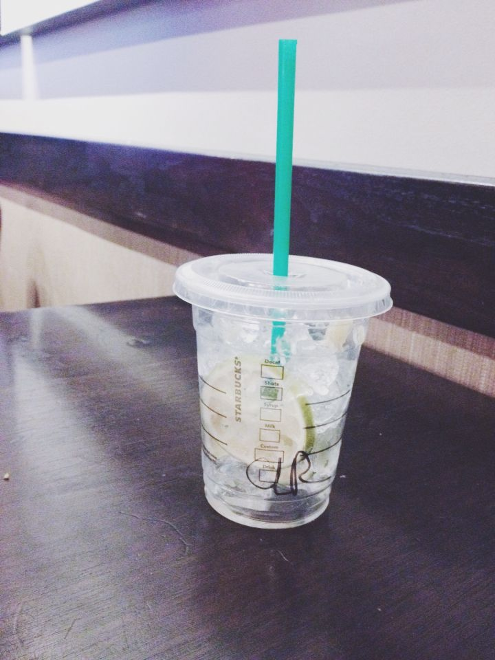 Cool lime refresher from starbucks is probably one of my favorites from there