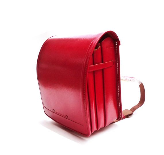 Your Place To Buy And Sell All Things Handmade Bags Japanese School Bag Leather Backpack