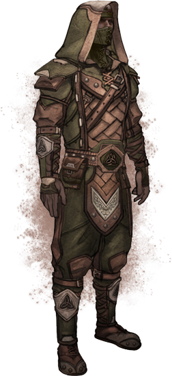 Fantasy Light Armor Concept Breton Light Armor Con...