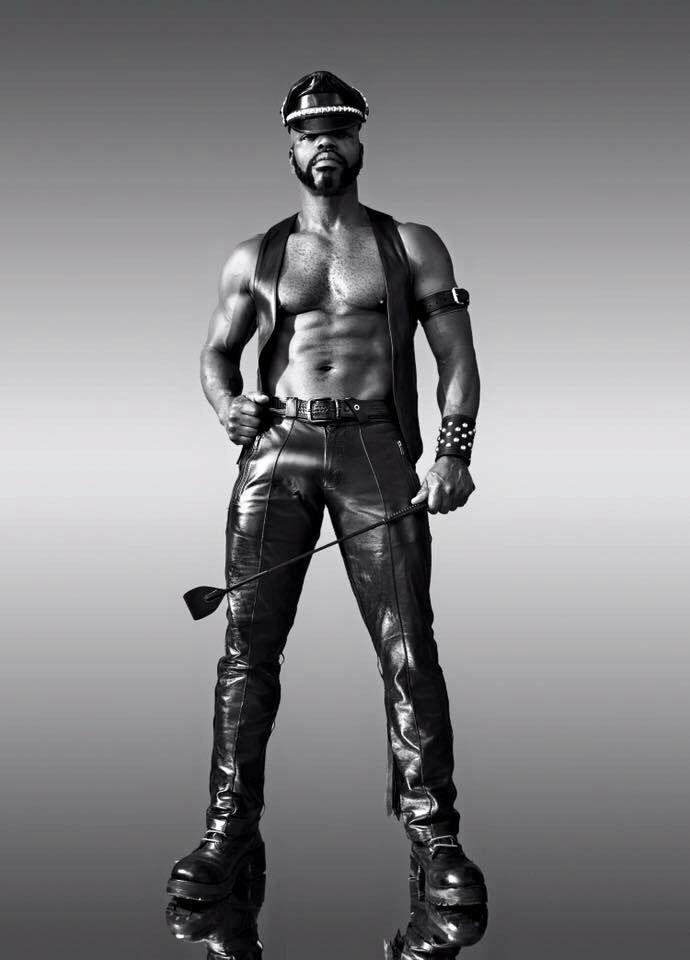 The Black Gay Master 55