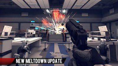 لعبة modern combat 4 للاندرويد تورنت