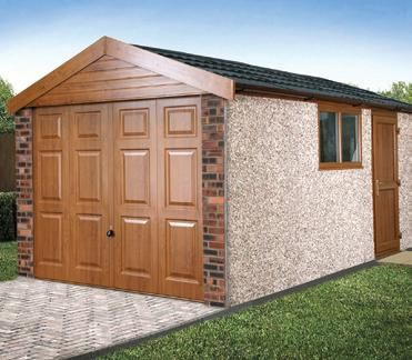Best Lidgetcompton Apex 20 Garage Top Of The Range Design With 400 x 300