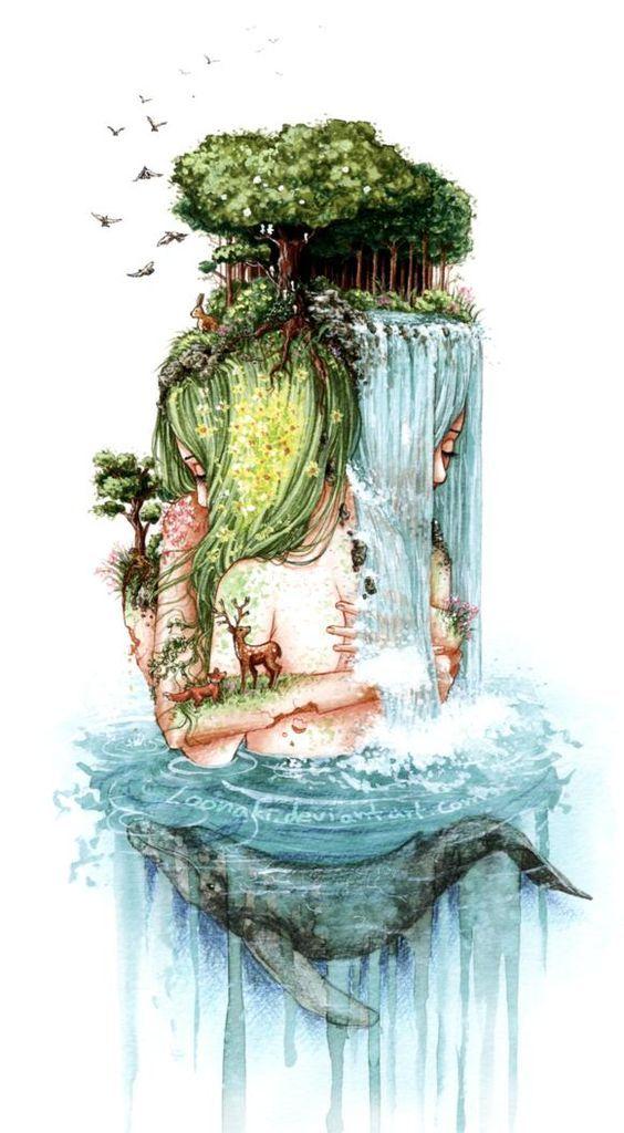 Illustrations by Loonaki