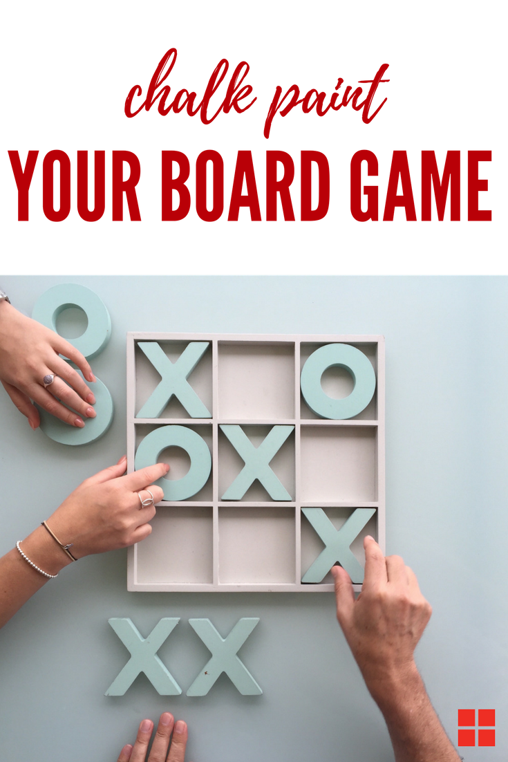 Challenge Your Loved Ones To A Game Of X S And O S This Valentine S Day Transform Virtually Any Wooden Board Game Into A Piece Diy Projects Fun Crafts Crafts