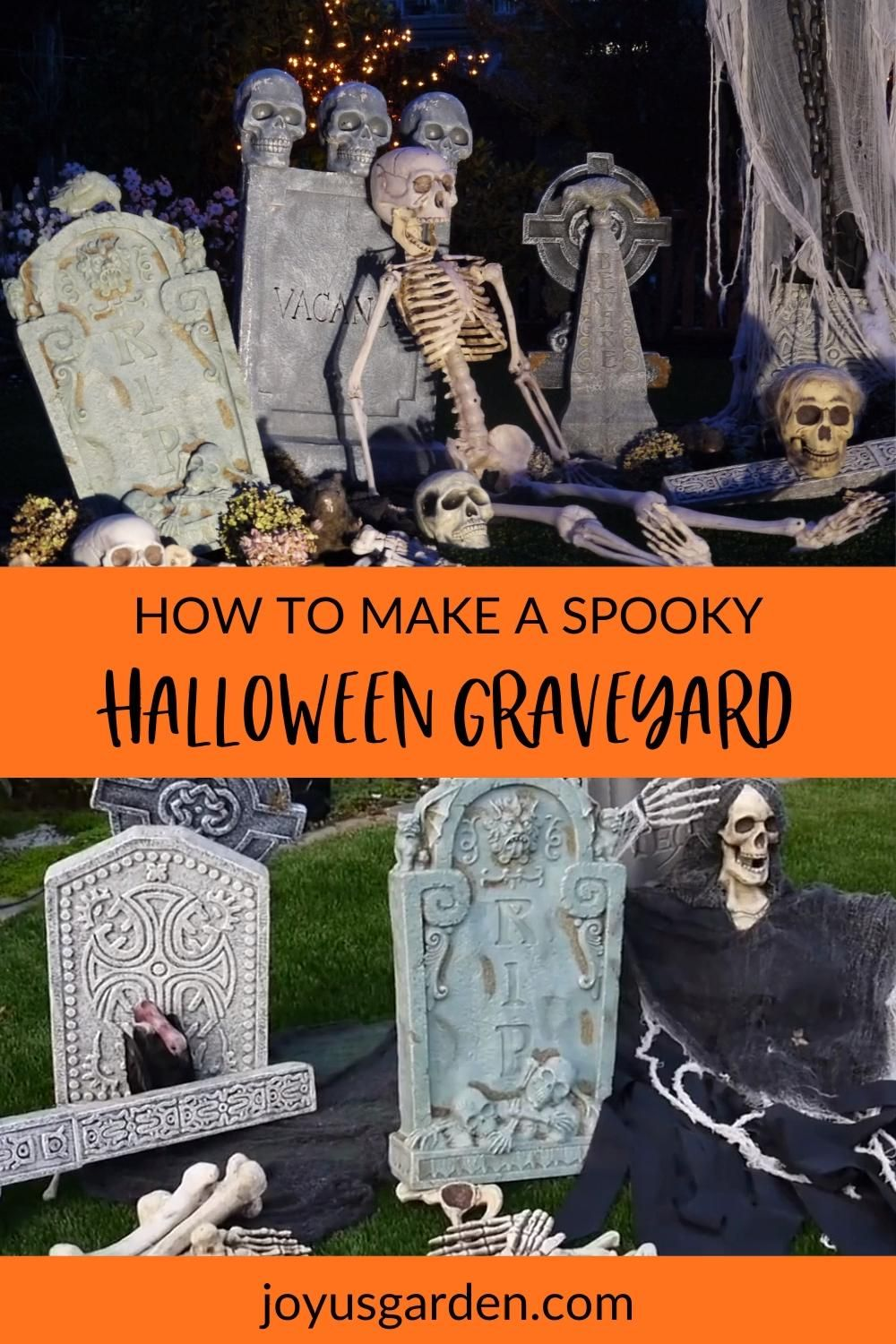 What You Need To Create A Spooky Halloween Graveya