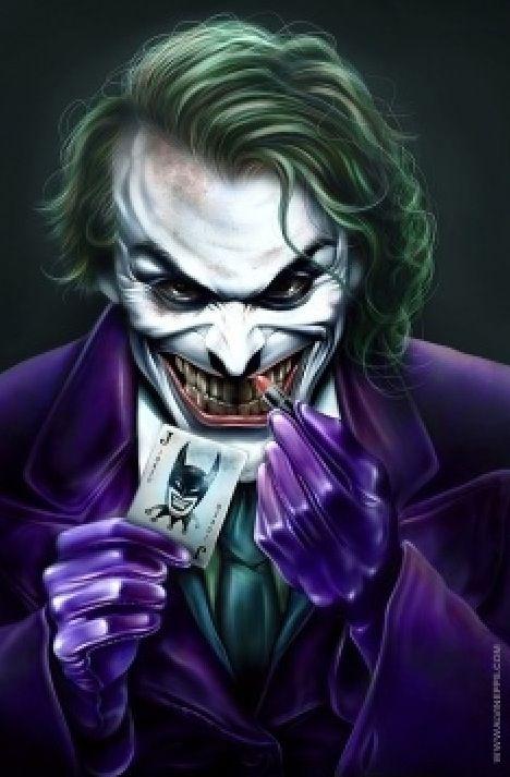 Pin By John Bapol On Joker The One And Only Joker Wallpapers Joker Art Batman Joker