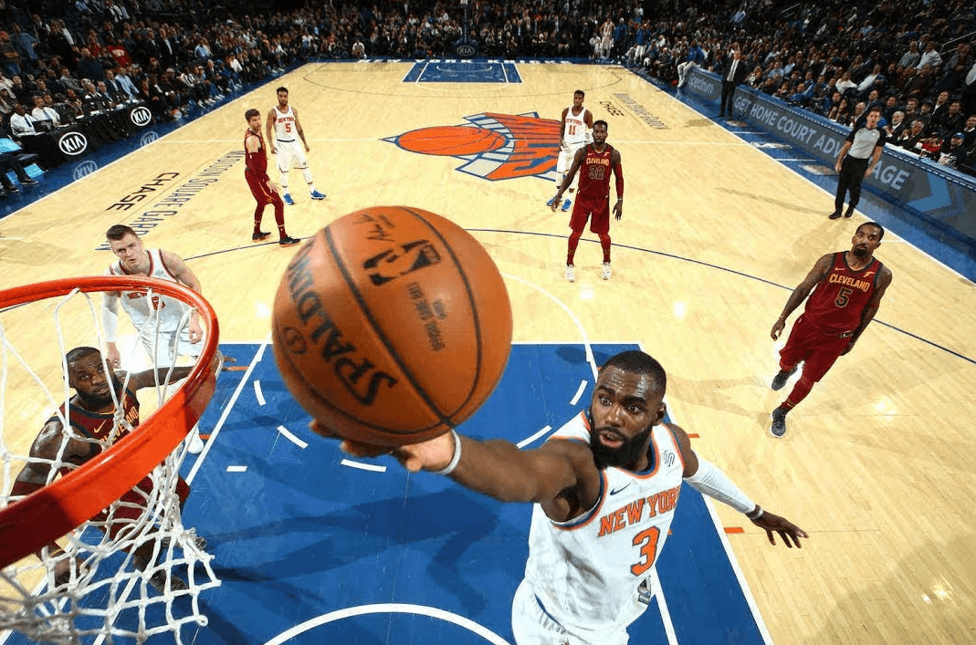 NBA Signs First European Sports Betting Partnership with