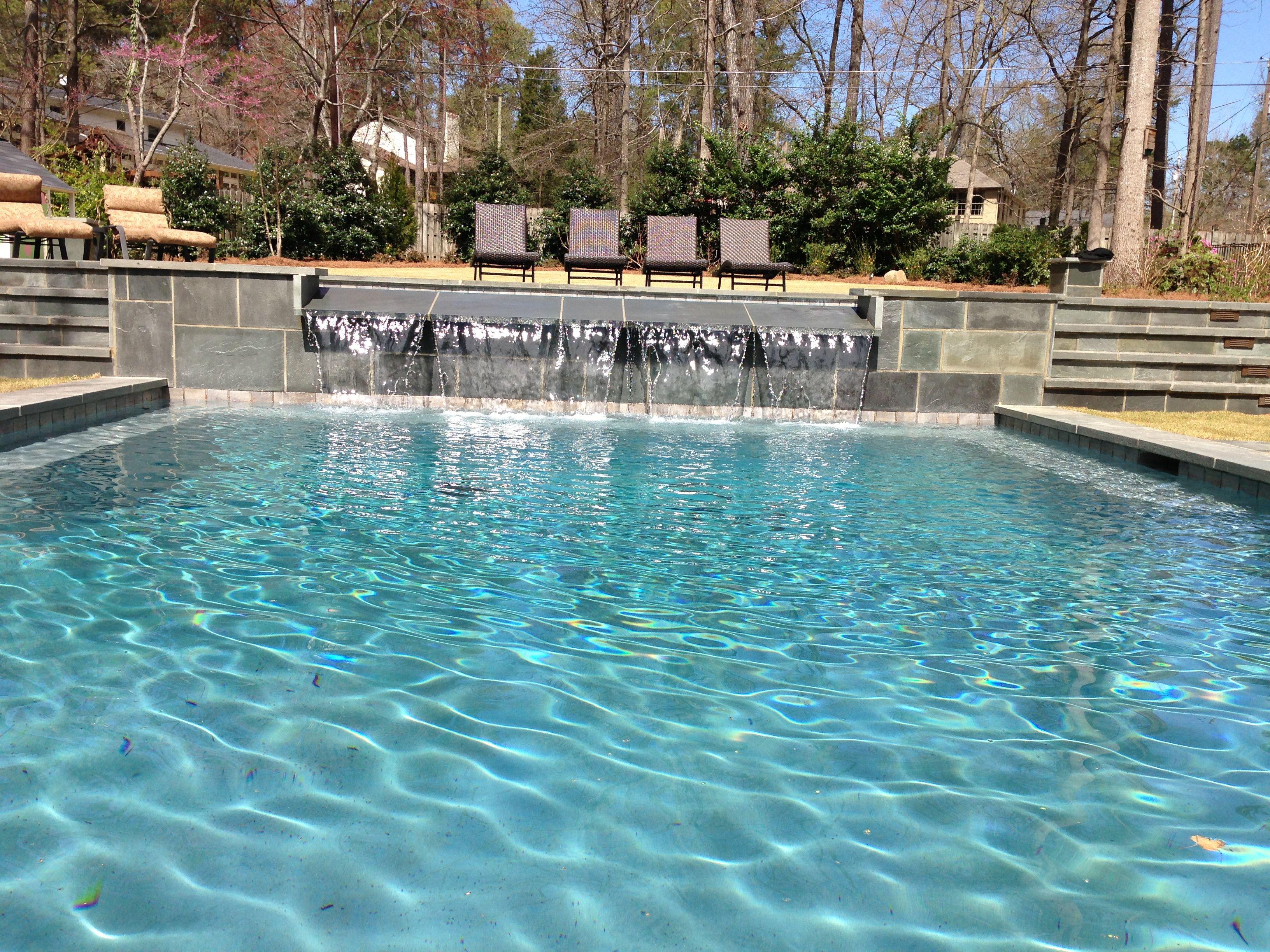 Pool Design  Mancha Hardscapes, Vestavia Hills, Al