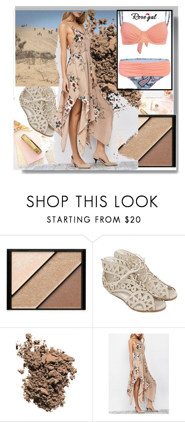 """""""rosegal.com  3"""" by mana-man ❤ liked on Polyvore featuring Elizabeth Arden and Dolce&Gabbana"""