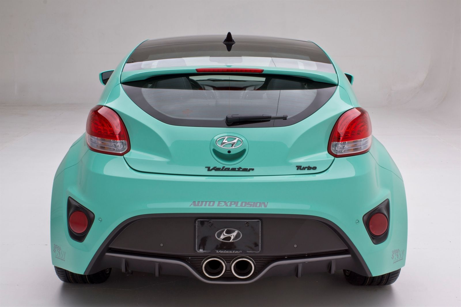 Just the right color to match my vespa veloster turbohyundai