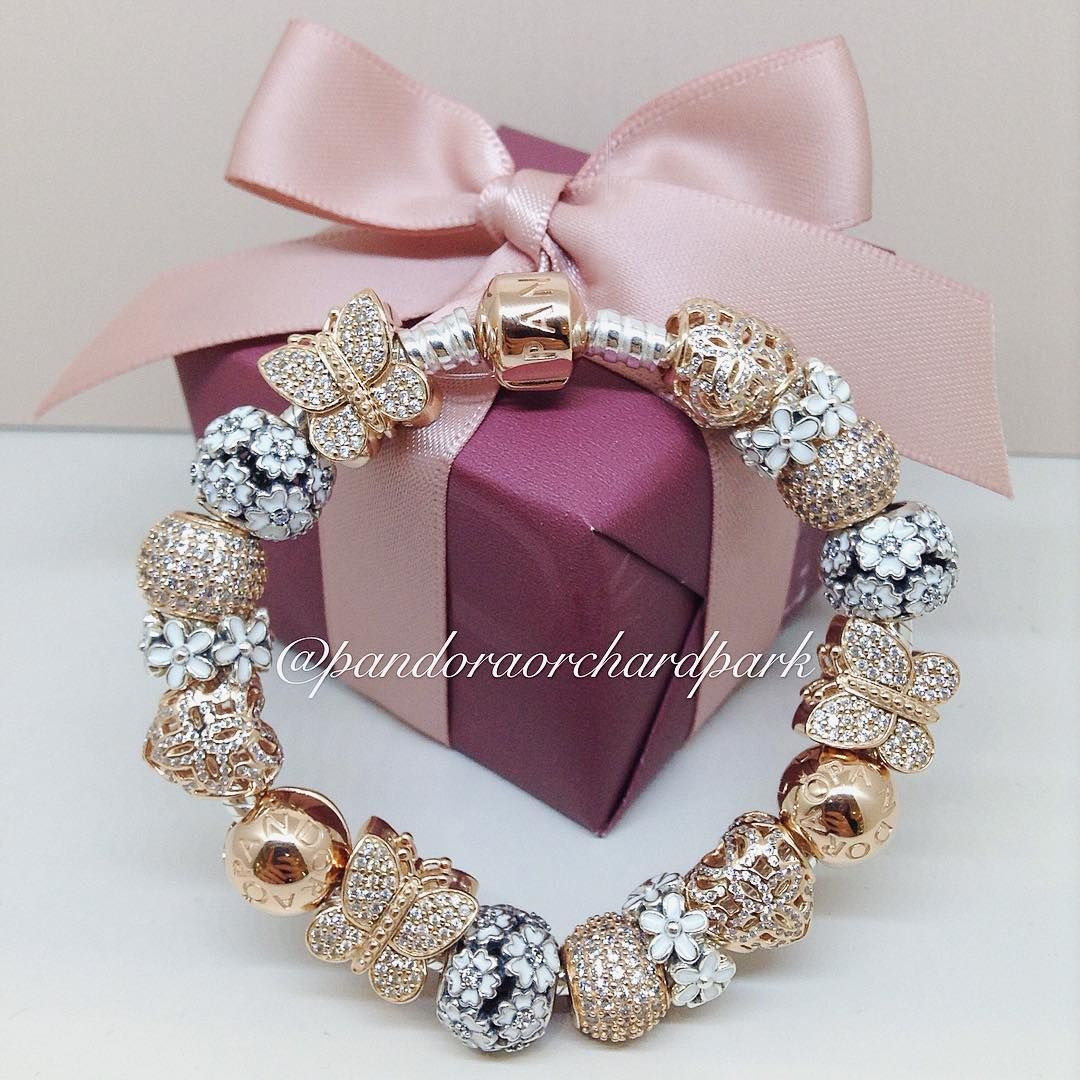 The pandora rosé collection is so great i hope that this will come