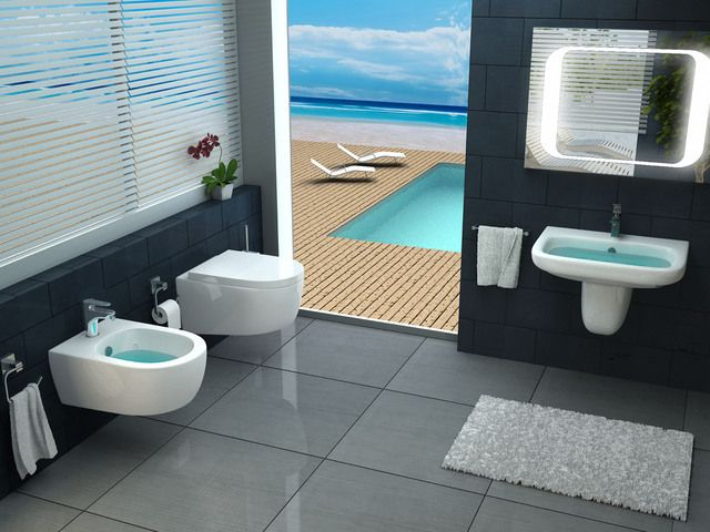 sanitari sospesi e salvaspazio lidea per bagni piccoli
