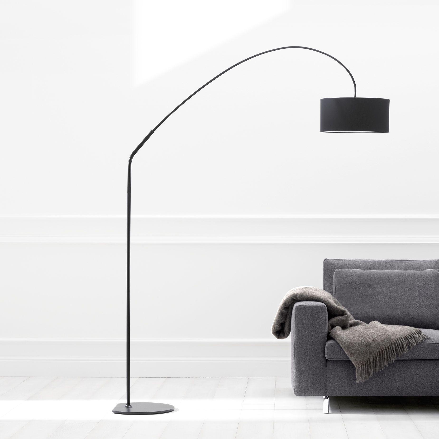 Night Floor Lamps Designer Pascal Mourgue Ligne Roset Floor Lamp Mid Century Modern Floor Lamps Large Floor Lamp