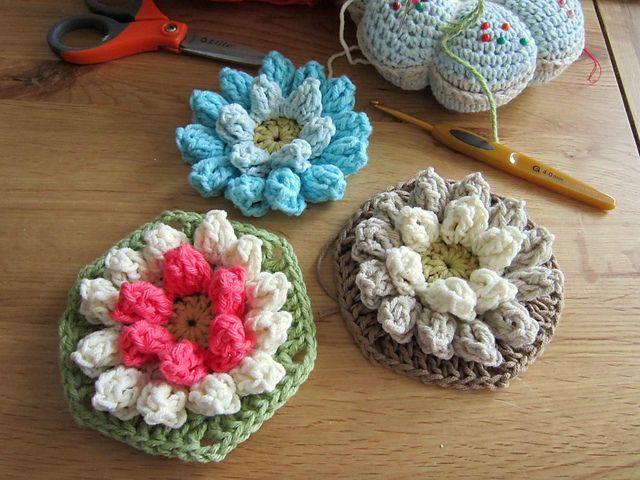 Lily Pad Hexagon
