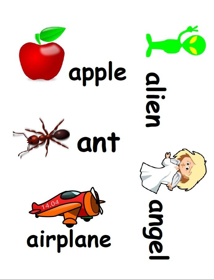 Word Sort Use It For Identifying Beginning And Ending Letter