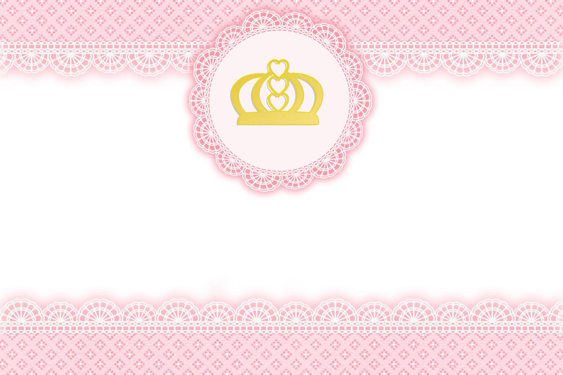Coroa De Princesa Desenho: Coroa, Coroa De Princesa, Kits Completos, Princesas