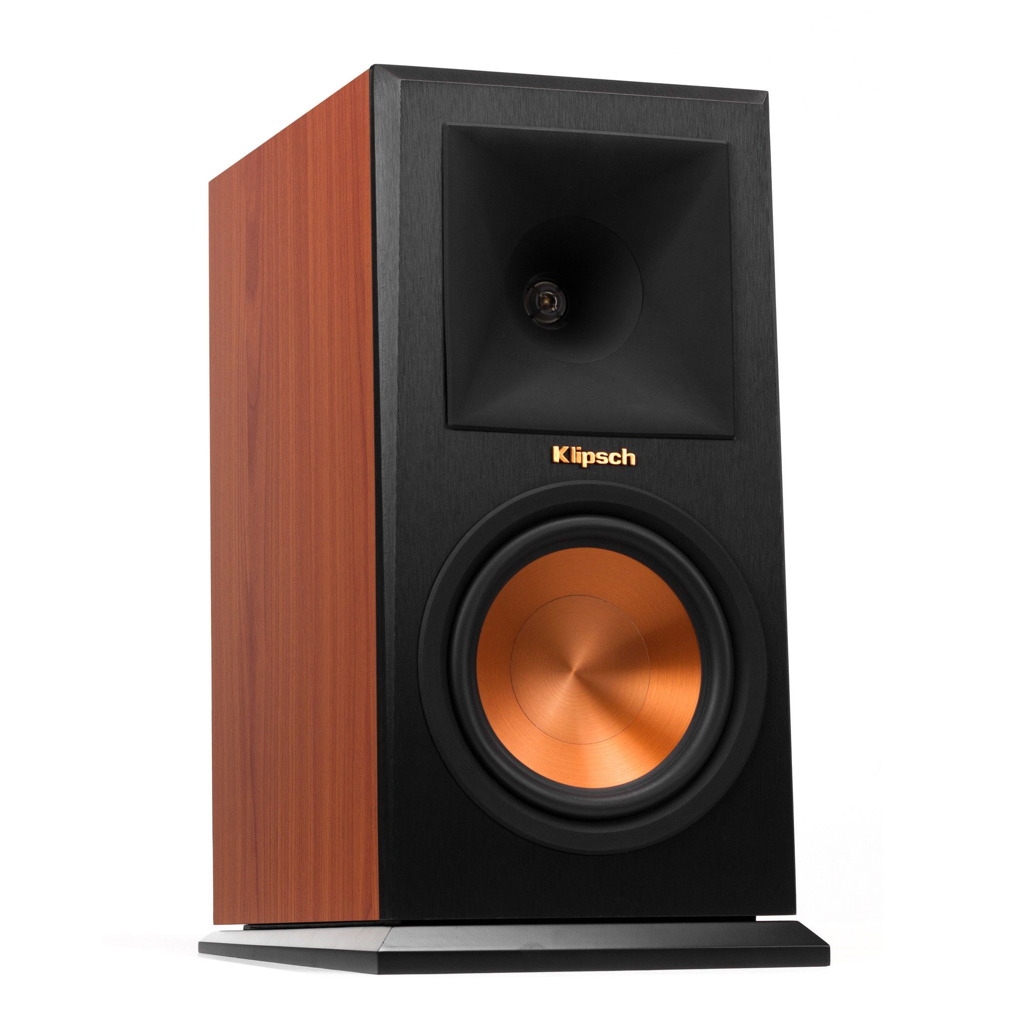 Klipsch Reference Premiere RP-160M monitors pack bold, theater-quality sound in a compact, bookshelf speaker – making them easy to place in virtually any room layout. Each speaker is equipped with a 6