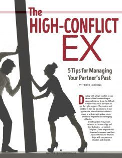 The HighConflict Ex Dealing with ex wife, Co parenting