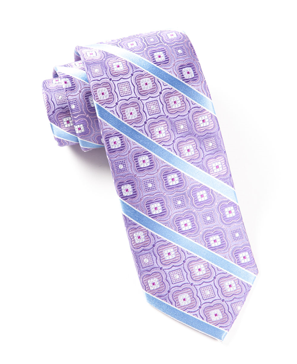 6b2965da9eaf THE ENTOURAGE TIES - PURPLE | Ties, Bow Ties, and Pocket Squares | The Tie  Bar