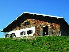 Alpe Spicherhalde - Sennalpe