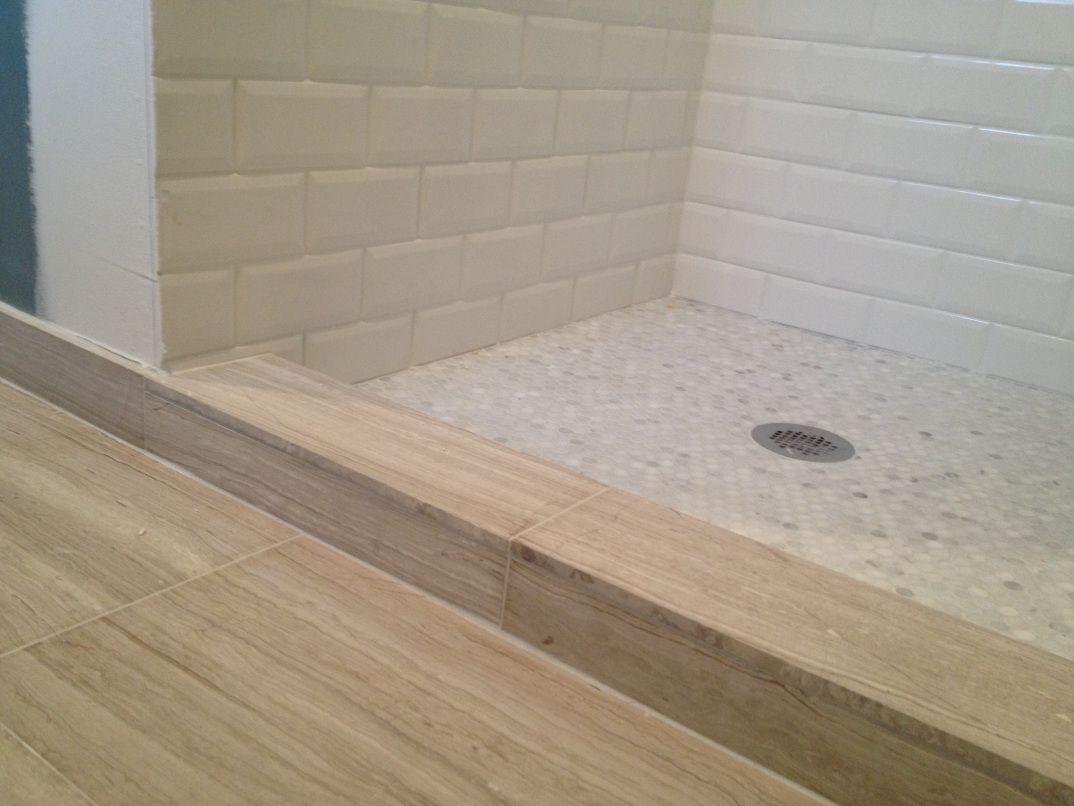 Unveiling the Master Bath Tile   Master bath tile, Bath tiles and ...