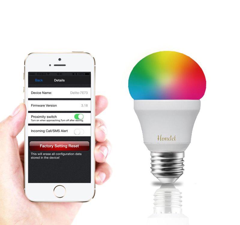 Magic Light Bluetooth Led Bulb In China Bulb Light Bulb Led
