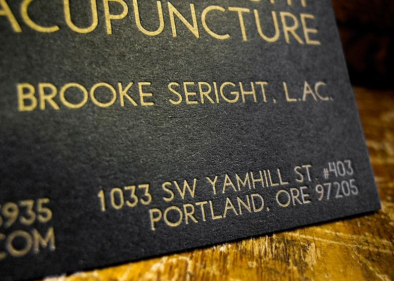 18 unique letterpress business card design examples unique 18 unique letterpress business card design examples reheart Gallery