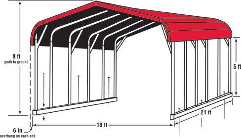 Pre Fab Metal Building Engeneer Designs