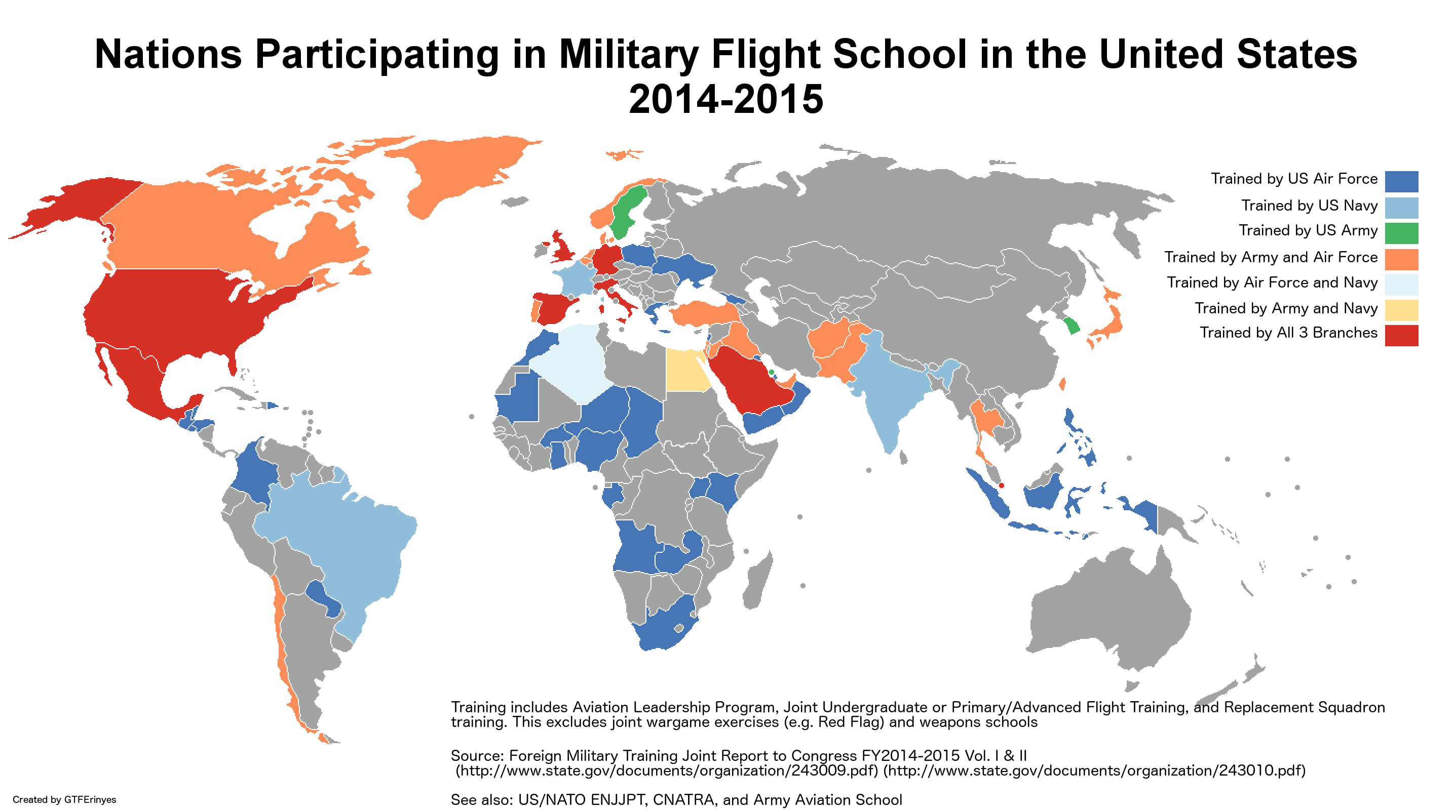 Nations participating in us military flight school and the branches game name the language by map sporcle games trivia gumiabroncs Choice Image
