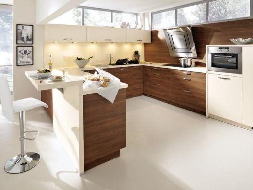 ALNO 25015 Innenarchitektur küche, Küchendesign modern
