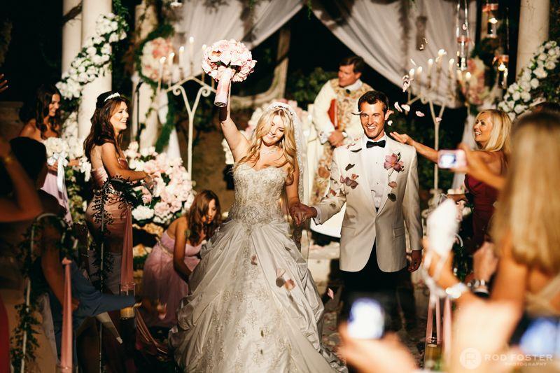 Real Housewives Wedding With Pandora Vanderpump, Lisa