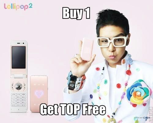 Top Hahaha Bigbang Top Bigbang Tops