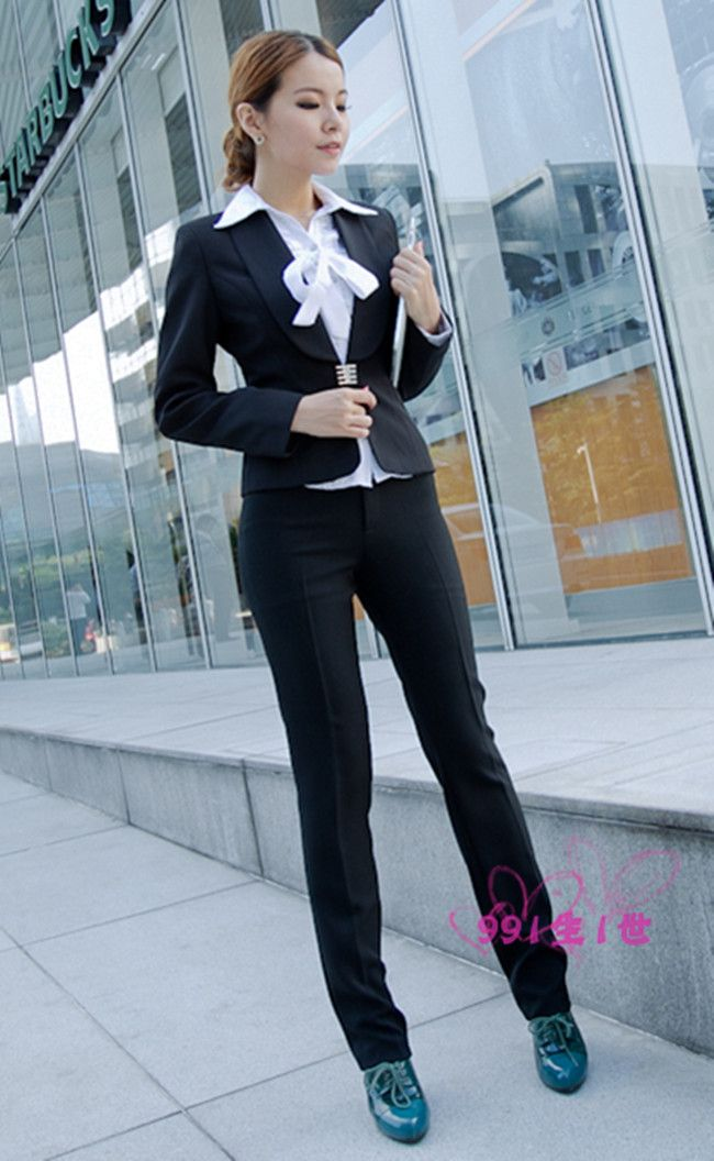 Aliexpress.com : Buy 2013 Spring Fashion ol formal work wear women pants  suit professional