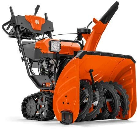 Husqvarna St430t 30 420cc Two Stage Track Drive Snow Blower W Efi Engine 961930134 Garden Outdoor Blowers Husqvarna Snow Blowers