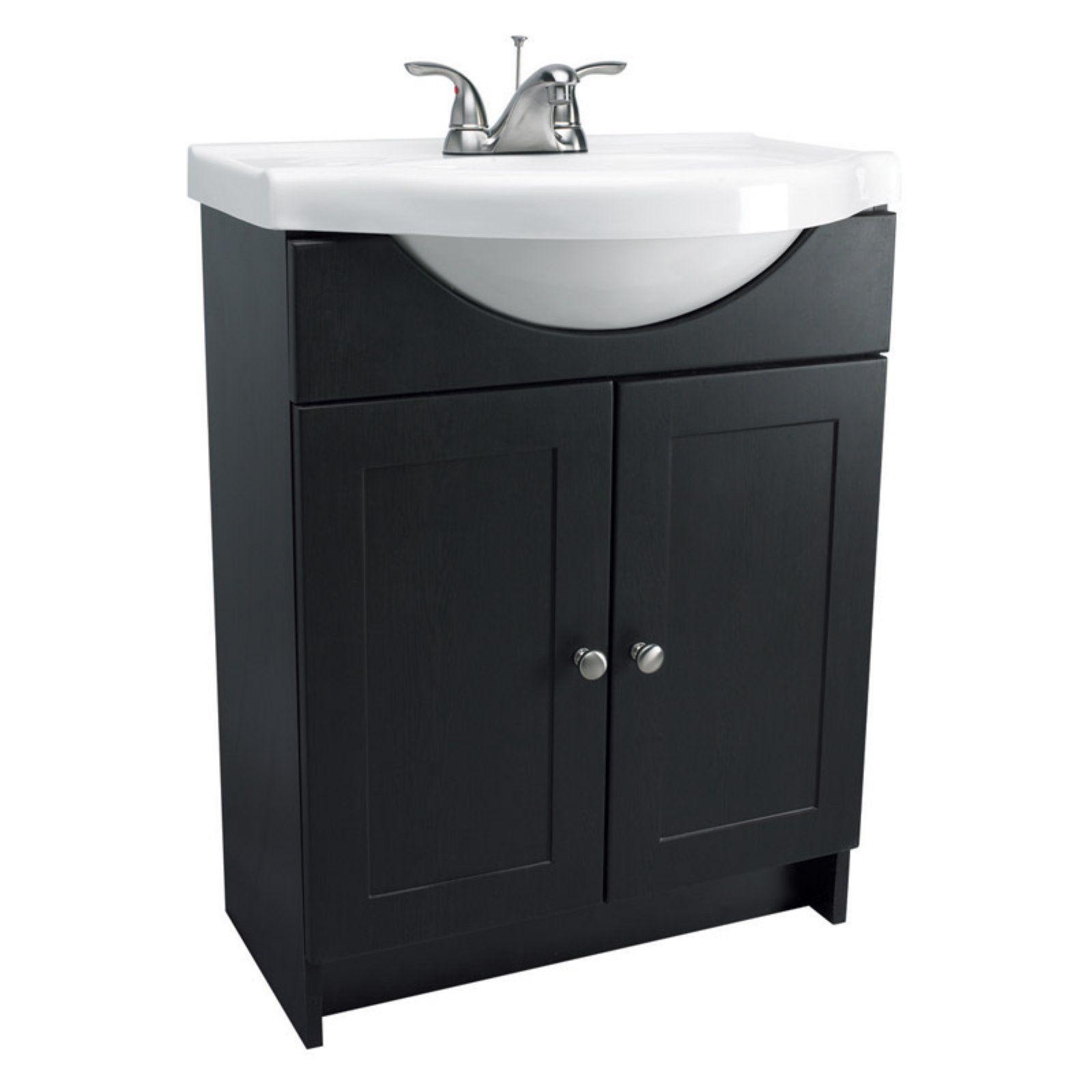 Design House Euro Single Bathroom Vanity Single Bathroom Vanity