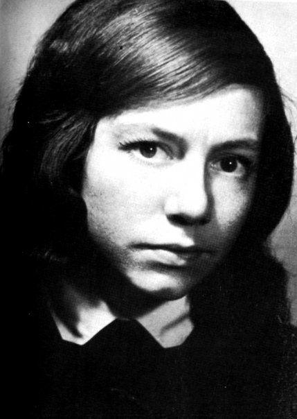 Alejandra Pizarnik, argentinian poetess